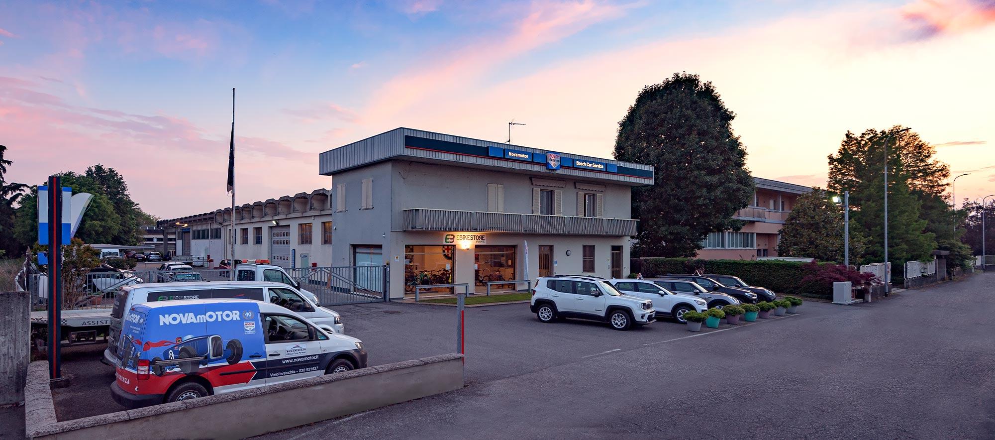 Novamotor srl Verolavecchia Brescia