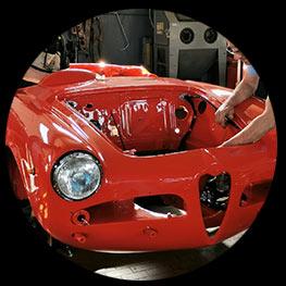 restauro auto d'epoca Verolavecchia Brescia