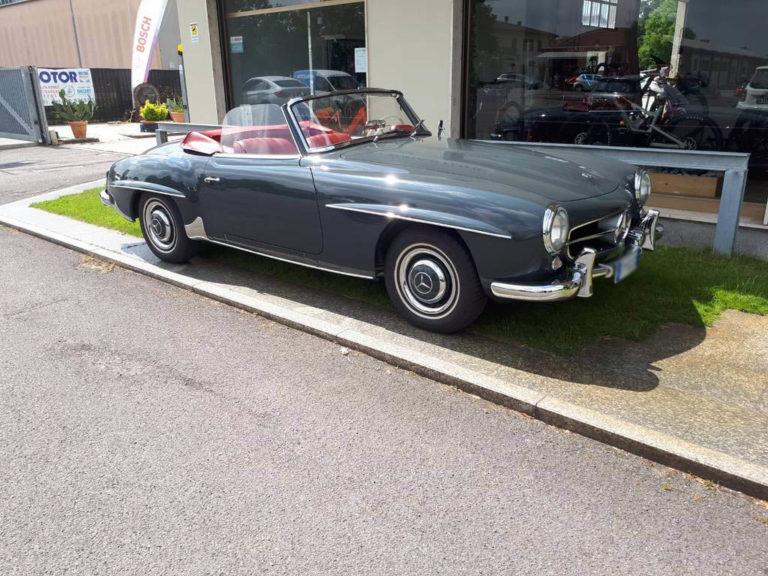 officina auto storiche Verolavecchia Brescia