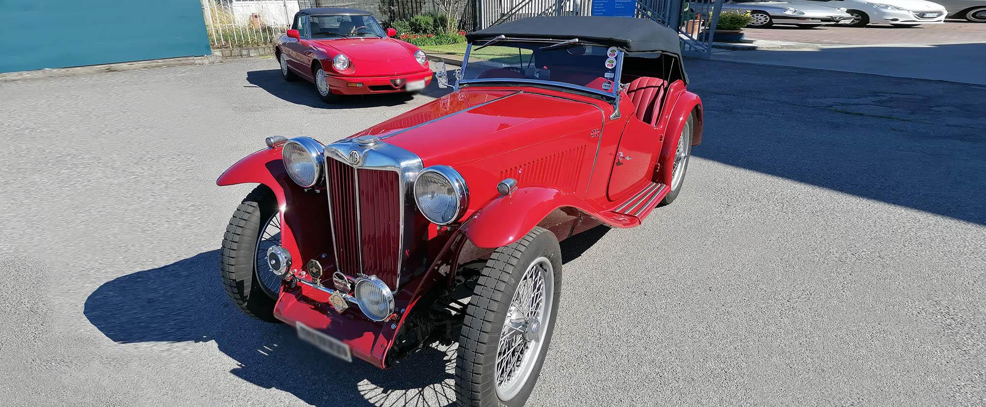 officina auto d'epocaVerolavecchia Brescia
