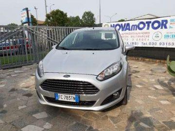 Ford Fiesta 1.5 TDCi 75CV 5 porte Business NEOPATENTATO